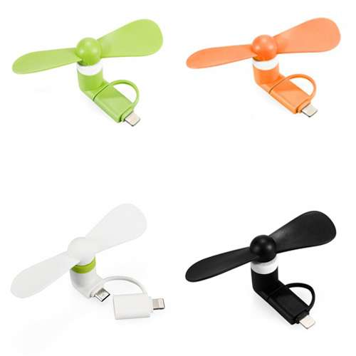 Mini Fan Cooling Cooler for iPhone Huawei Samsung